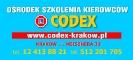 Ośrodek Szkolenia Kierowców Codex_1